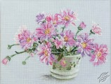 Bouquet Of Chrysanthemums by RTO - M203