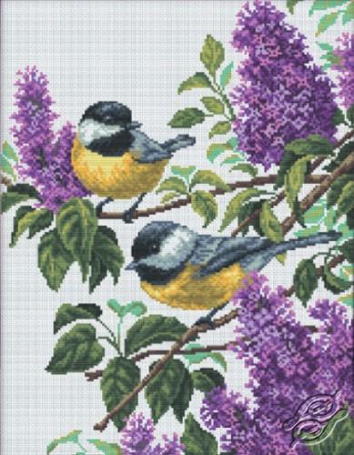 Charming Lilac by RTO - M227