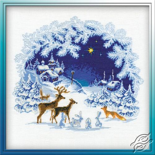 Christmas Village by RIOLIS - 793
