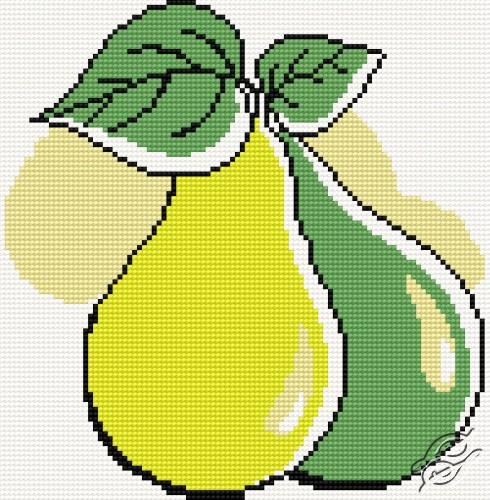 Pears by HaftiX - patterns - 00187