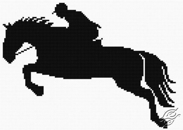 Horse by HaftiX - patterns - 00190