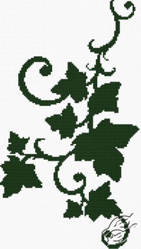 Grape-Vine by HaftiX - patterns - 00164