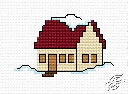 Cottage by HaftiX - patterns - 00272