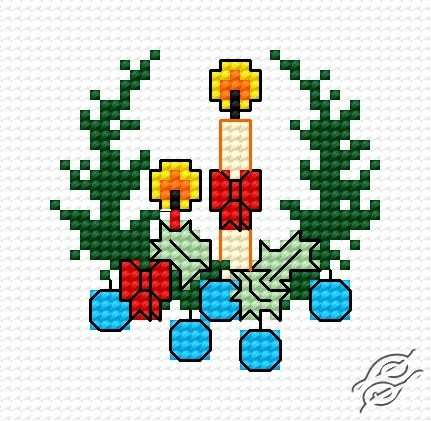 In Christmas by HaftiX - patterns - 00281