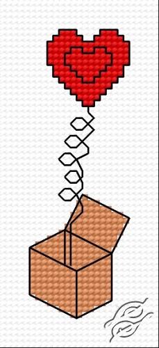 Heart by HaftiX - patterns - 00286