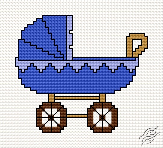 Baby Carriage by HaftiX - patterns - 00287