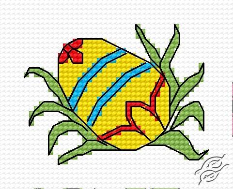 Easter Egg by HaftiX - patterns - 00297