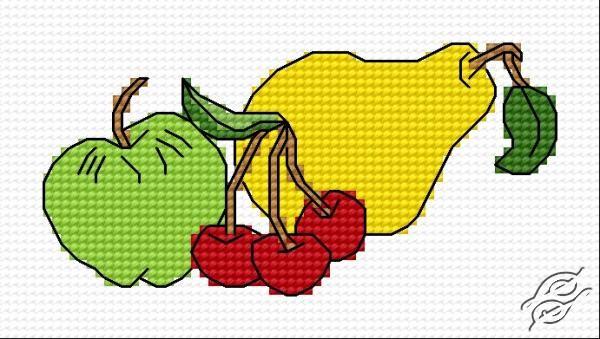 Fruits by HaftiX - patterns - 00299