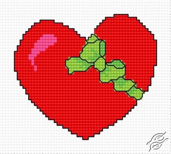 Heart II by HaftiX - patterns - 00303