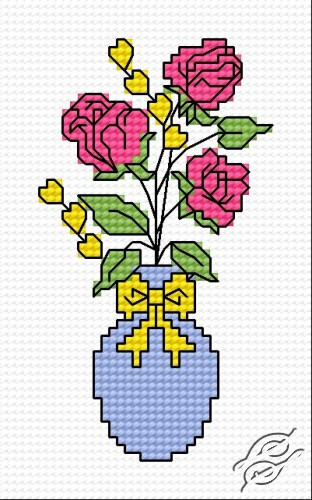 Roses II by HaftiX - patterns - 00305