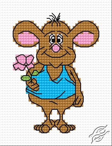 Mouse by HaftiX - patterns - 00314