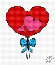 Hearts by HaftiX - patterns - 00322