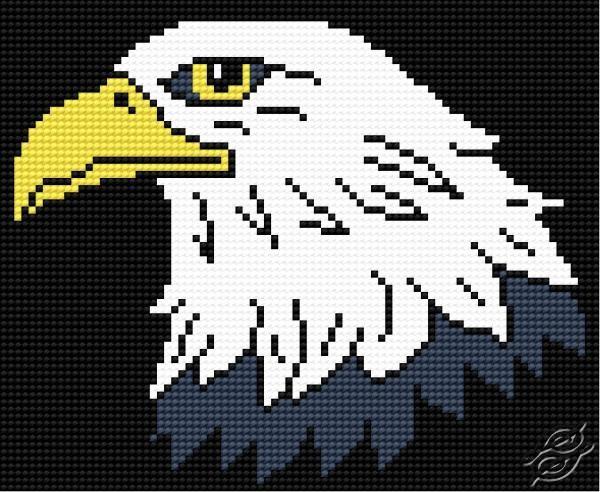Eagle by HaftiX - patterns - 00333