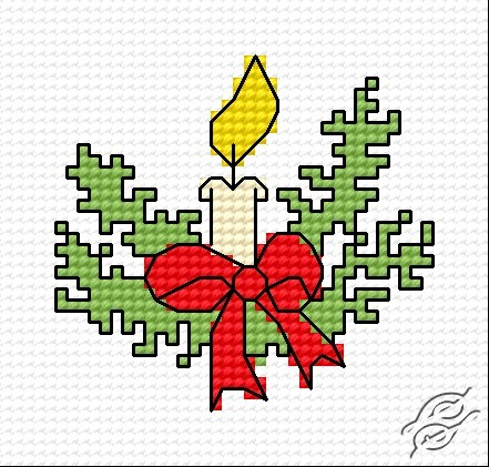 In Christmas II by HaftiX - patterns - 00347