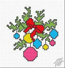 Festive Adornment by HaftiX - patterns - 00348
