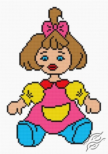 Doll by HaftiX - patterns - 00362