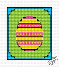 Easter Egg III by HaftiX - patterns - 00368