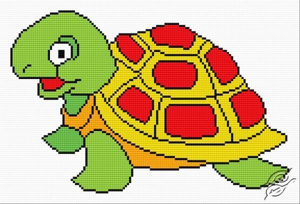 Tortoise Zygmund by HaftiX - patterns - 00381