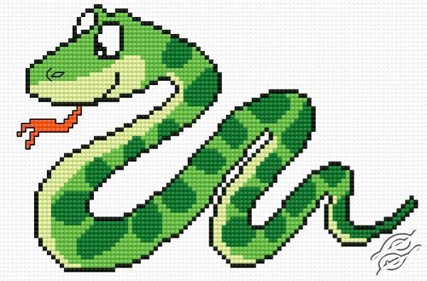 Snake by HaftiX - patterns - 00386