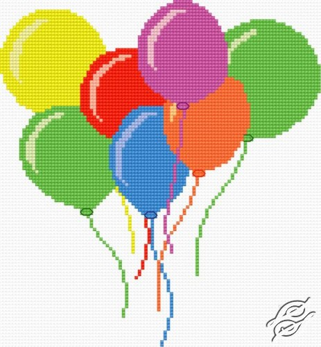 Toy-Balloons by HaftiX - patterns - 00391