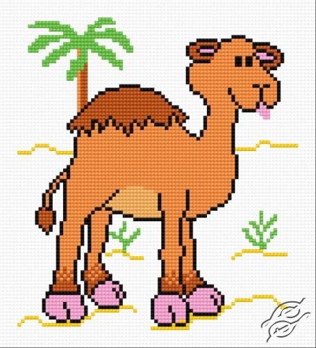 Camel Wiesio by HaftiX - patterns - 00398