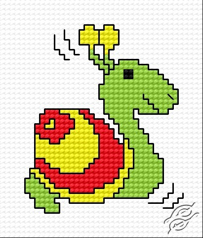 Snail Star by HaftiX - patterns - 00401