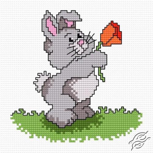 Rabbit Karol by HaftiX - patterns - 00410