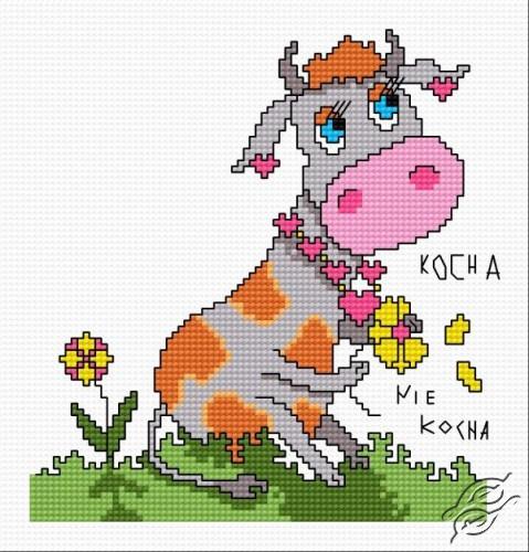 Cow by HaftiX - patterns - 00423