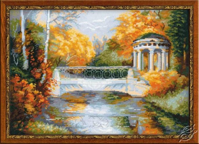 Autumn Park by RIOLIS - 1195