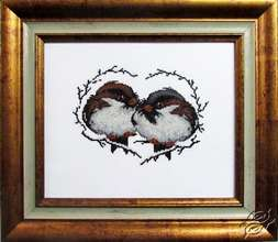 Two Birds by Alisena - 1029