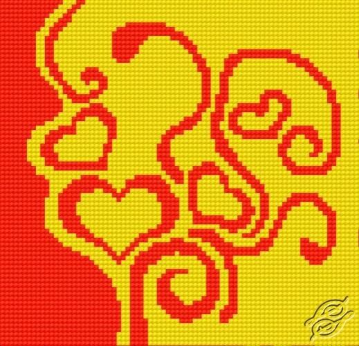 Valentine's pattern by HaftiX - patterns - 00448