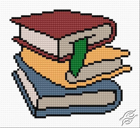 Let's Go To School To Learn by HaftiX - patterns - 00453