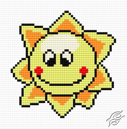 The Sun by HaftiX - patterns - 00487