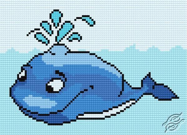 Whale Wachaw by HaftiX - patterns - 00488