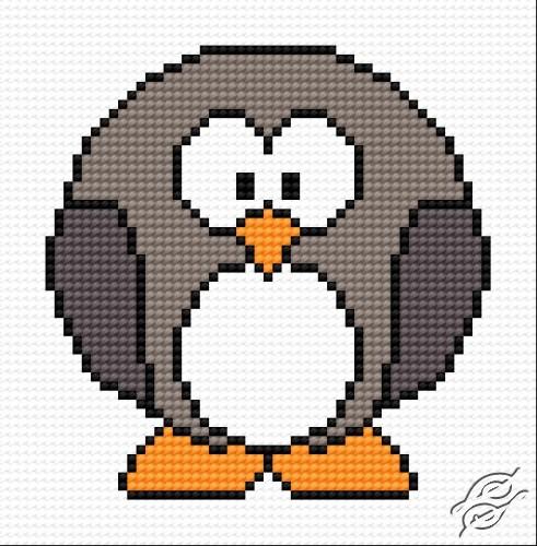 Penguin by HaftiX - patterns - 00495