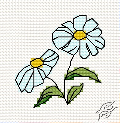 A Small Flowers by HaftiX - patterns - 512