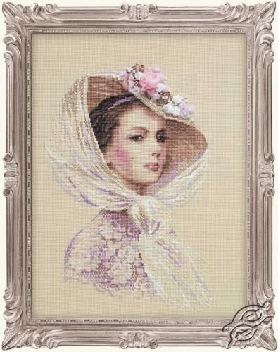 Lilac Evening by RIOLIS - 100/028