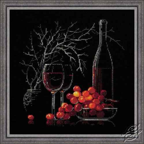 Still Life with Red Vine by RIOLIS - 1239