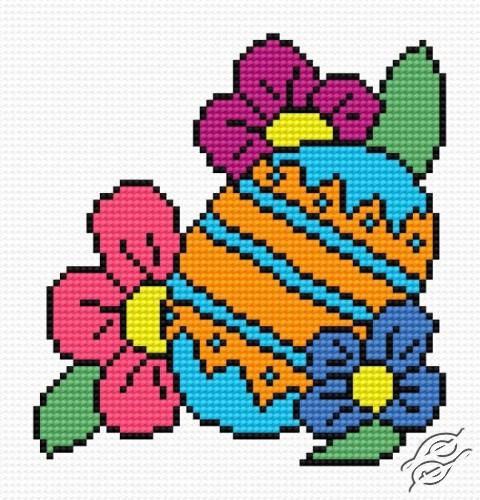 Easter Egg IV by HaftiX - patterns - 00549