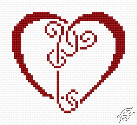 Heart III by HaftiX - patterns - 00569