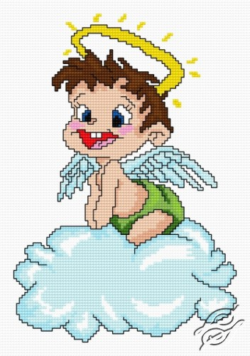 Baptism Souvenir For A Boy by HaftiX - patterns - 00812