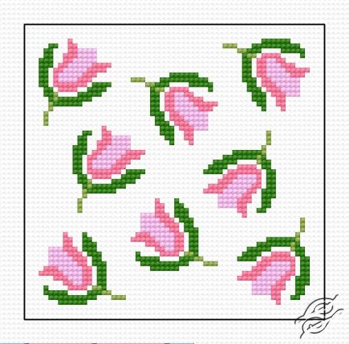 Biscornu by HaftiX - patterns - 00841