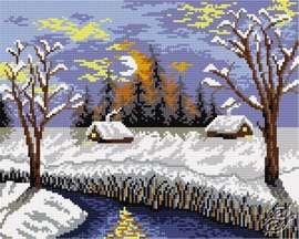 Winter by HaftiX - patterns - 00855