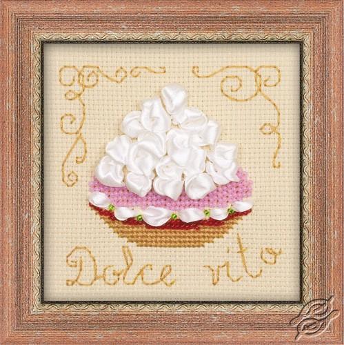 Cake Basket by RIOLIS - 1256