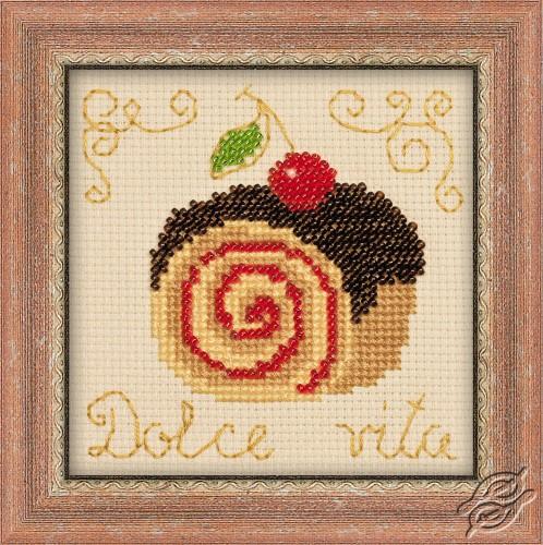 Cake Rolls by RIOLIS - 1255