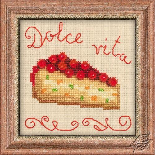 Berry Cake by RIOLIS - 1254
