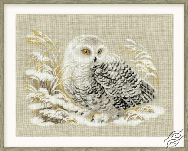 White Owl by RIOLIS - 1241