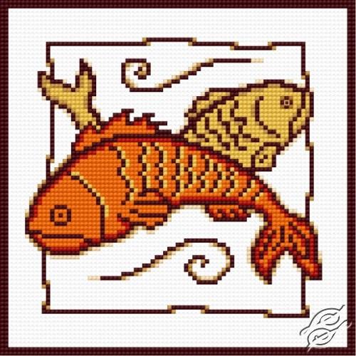 Kitchen Decoration - Fishes by HaftiX - patterns - 00920
