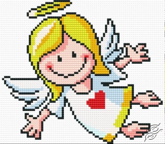 Angel by HaftiX - patterns - 00938