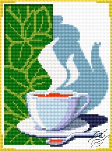 Tea Time by HaftiX - patterns - 00939